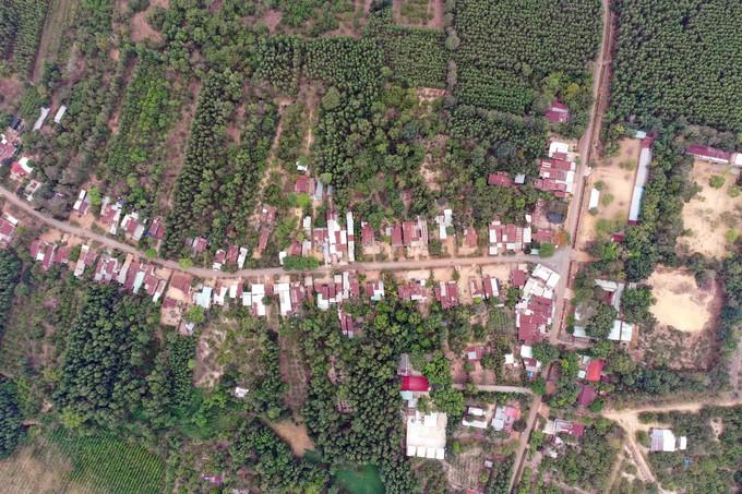 Cuộc sống tạm bợ ở xã bị giải thể để xây sân bay Long Thành