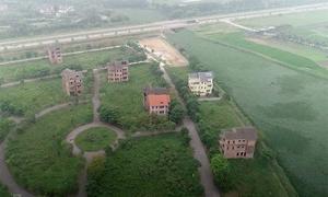 Hiện trạng khu đô thị 2.000 ha bị Thủ tướng yêu cầu kiểm tra