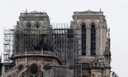 Chuyên gia Mỹ nói không nên phục dựng mái Nhà thờ Đức Bà như cũ