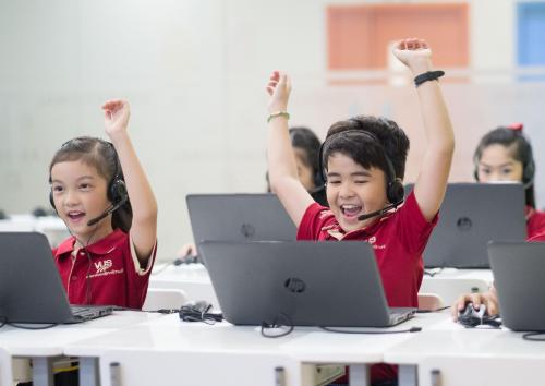 Trại hè giúp trẻ trang bị kỹ năng thế kỷ 21 - 2