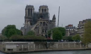 Nhà thờ Đức Bà Paris sẽ dựng nơi hành lễ tạm thời
