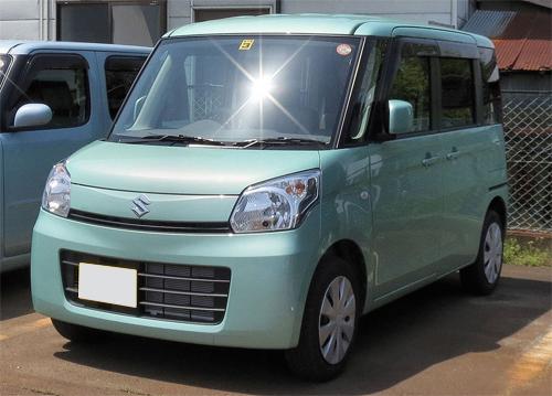 Trong danh sách triệu hồi của Suzuki được cho là có mẫu Spacia.
