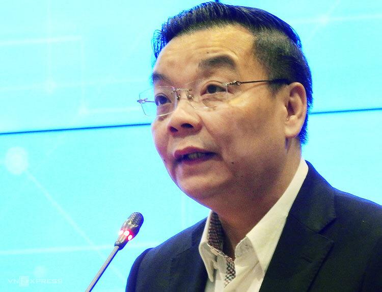 Ông Chu Ngọc Anh, Bộ trưởng Bộ Khoa học vàCông nghệ. Ảnh: Minh Cương