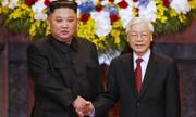 Ông Kim Jong-un gửi thư cảm ơn Tổng bí thư, Chủ tịch nước Việt Nam