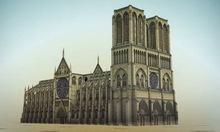 Những vật liệu cần dùng để phục dựng Nhà thờ Đức Bà Paris