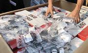 Linh kiện xe Lexus, Mercedes 'núp bóng' đồ rẻ tiền về Sài Gòn