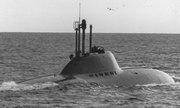 Tàu ngầm Liên Xô chạy nhanh hơn cả ngư lôi