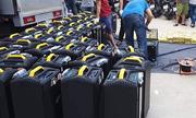 Hơn 1,1 tấn ma tuý ở Sài Gòn chung đường dây với các vụ ở miền Trung