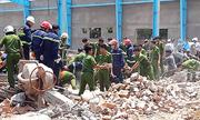 Nạn nhân thứ 7 trong vụ sập công trình ở Vĩnh Long tử vong