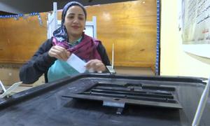 Ai Cập ấn định thời điểm công bố kết quả trưng cầu ý dân