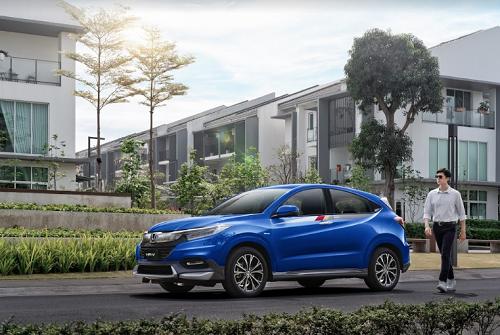 Mẫu xe HR-V có doanh thu ấn tượng chỉ sau 5 tháng ra mắt tại thị trường Việt Nam.