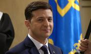 Con đường trở thành tổng thống của diễn viên hài Ukraine
