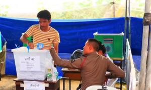 Thái Lan tổ chức bầu cử lại