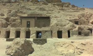 Ai Cập mở cửa mộ cổ 3.500 tuổi cho du khách tham quan