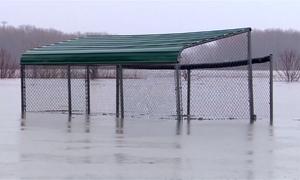 Lũ lụt tại miền Đông Canada, hơn 1.500 người phải sơ tán