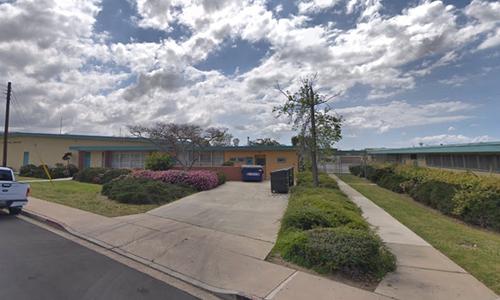 Nhà thờ Tsidkenu ở thành phố San Diego, bang California, Mỹ. Ảnh: AP.