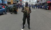 Sri Lanka ban bố tình trạng khẩn cấp quốc gia sau loạt vụ đánh bom