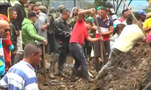 Sạt lở đất tại Colombia khiến hàng chục người thương vong