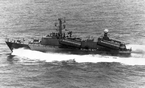 Một tàu tấn công nhanh lớp Huangfeng của hải quân Trung Quốc. Ảnh: PLAN.