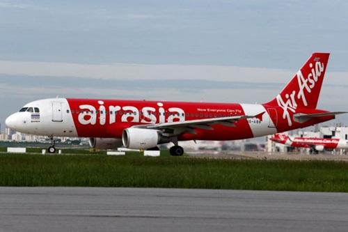 Một máy bay củaAirAsia, hãng hàng không giá rẻ có trụ sở ở Kuala Lumpur, Malaysia. Ảnh: Reuters.