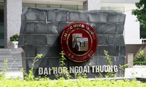 ĐH Ngoại thương xóa tên một sinh viên Sơn La được nâng điểm