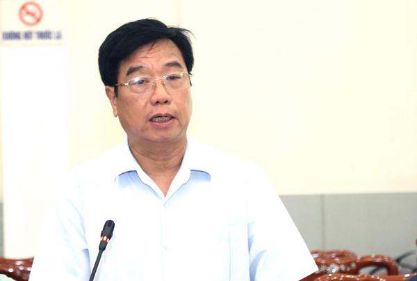 Ông Vũ Hào Quang. Ảnh: Phạm Quang Vinh