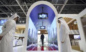 Công nghệ xuất, nhập cảnh tại Dubai trong 15 giây