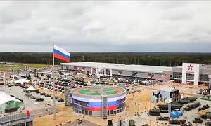 Bên trong công viên quân sự mang tên 'Ái quốc' của Nga