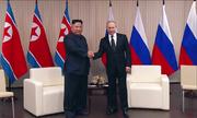 Putin muốn hỗ trợ giải quyết căng thẳng trên bán đảo Triều Tiên