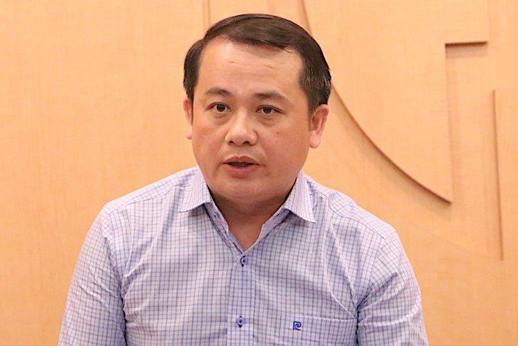 Ông Nguyễn Mạnh Hà, Tổ trưởng Tổ rà soát, Thanh tra Chính phủ. Ảnh: Võ Hải