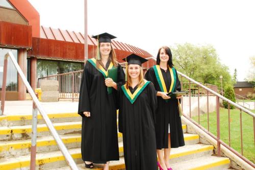 Sinh viên sau khi tốt nghiệp tại trường, có cơ hội làm việc và định cư ở Canada.