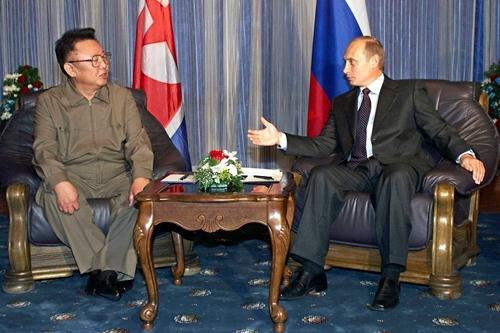 TAll aboard for Vladivostok: Kim follows in fathers tracks - 1