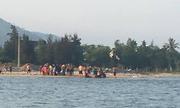 Hai thanh niên ở Quảng Bình cứu năm em nhỏ thoát chết đuối