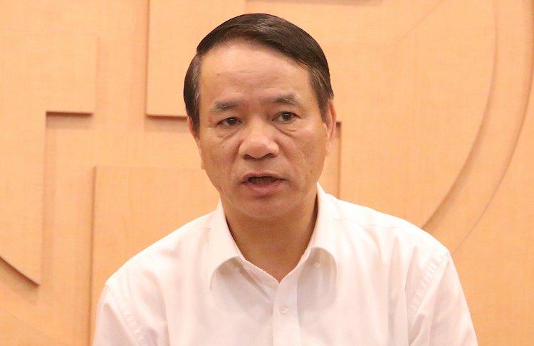 Phó tổng thanh tra Chính phủ Nguyễn Văn Thanh. Ảnh: Võ Hải