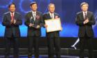 Ông giáo 83 tuổi giành giải nhất cuộc thi Sáng chế năm 2018