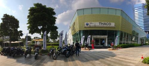 Showroom BMW Motorrad quận 2 mới tại số12 Mai Chí Thọ, phườngThủ Thiêm, quận 2, TP HCM.Hotline: 0901188088.