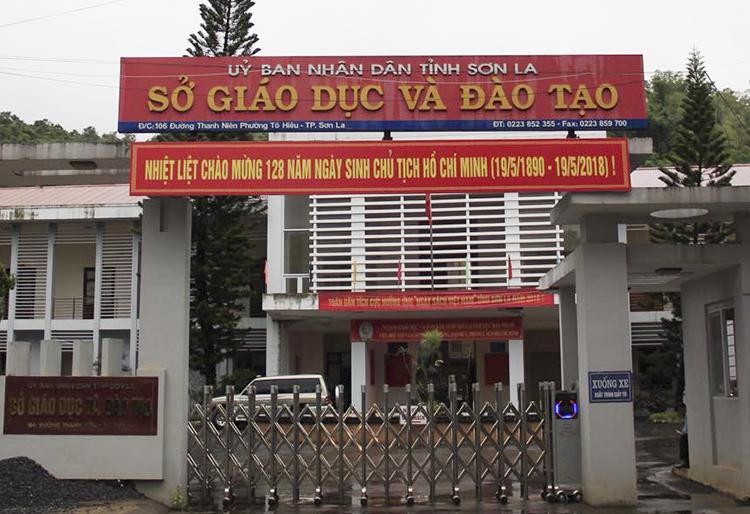 Sở Giáo dục và Đào tạo Sơn La. Ảnh: Dương Tâm