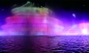Bắc Kinh trình diễn ánh sáng nhân hội nghị 'Vành đai và Con đường'