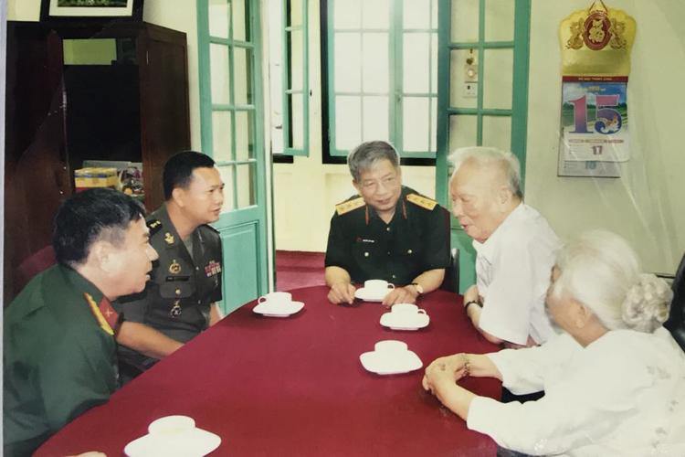Tổng bí thư, Chủ tịch nước làm Trưởng ban lễ tang Đại tướng Lê Đức Anh - 1
