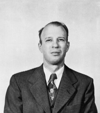 Frank Olson, người tự tử sau khi bị cho dùng LSD năm 1953. Ảnh: Metro.