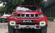 BAIC BJ40L - SUV Trung Quốc giá gần 1 tỷ tại Việt Nam