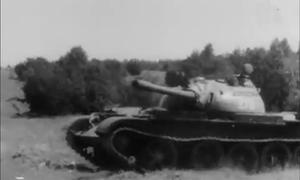 Mẫu xe tăng Liên Xô có thể chống chịu vụ nổ hạt nhân