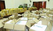 Hành trình phá đường dây vận chuyển 640 kg ma túy ở miền Trung