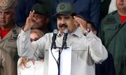 Tổng thống Venezuela khẳng định quân đội 'trung thành tuyệt đối'