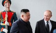 Putin muốn xây cầu đường bộ nối Nga và Triều Tiên