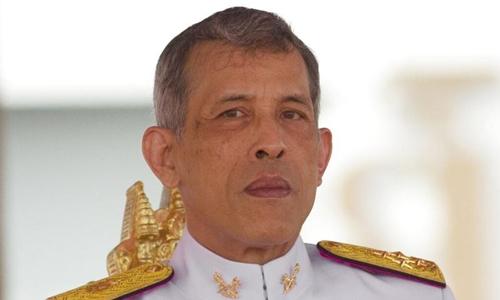 Vua Maha Vajiralongkorn tại sự kiện của hoàng gia tại Bangkok tháng 5/2017. Ảnh: AFP.