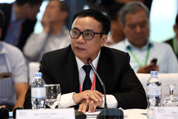 Ông Lê Đức Thịnh - Cục trưởng Cục kinh tế hợp tác và phát triển nông thôn.