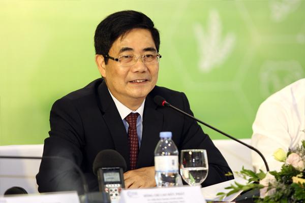 Ông Cao Đức Phát, Phó trưởng Ban Kinh tế Trung ương.