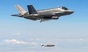 Siêu tiêm kích F-35A Mỹ lần đầu tung đòn không kích