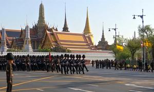 Thái Lan chuẩn bị lễ đăng quang của Vua Rama 10 như thế nào?